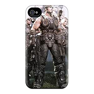 Iphone 6 plus NVf8446 plusPVeO Customized Beautiful Gears Of War 3 Image Protective Hard Phone Cases -JamieBratt