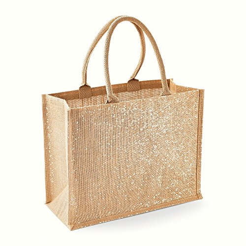 Westford Mill - Bolso de tela para mujer Natural Gold