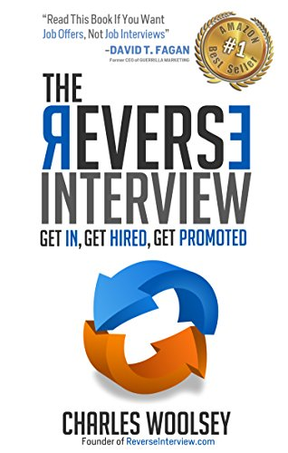 Reverse Interview Get Hired Promoted ebook product image