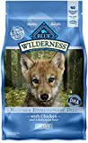 Blue Buffalo Wilderness High Protein Grain Free, Natural Puppy Dry Dog Food, Chicken 4.5-lb Larger Image