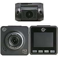 O RLY FC2 QuadHD Car Dash Cam Camera FULL HD 1440P 1080P Front and Rear Dual Lens lens Sony IMX 078 Sensor