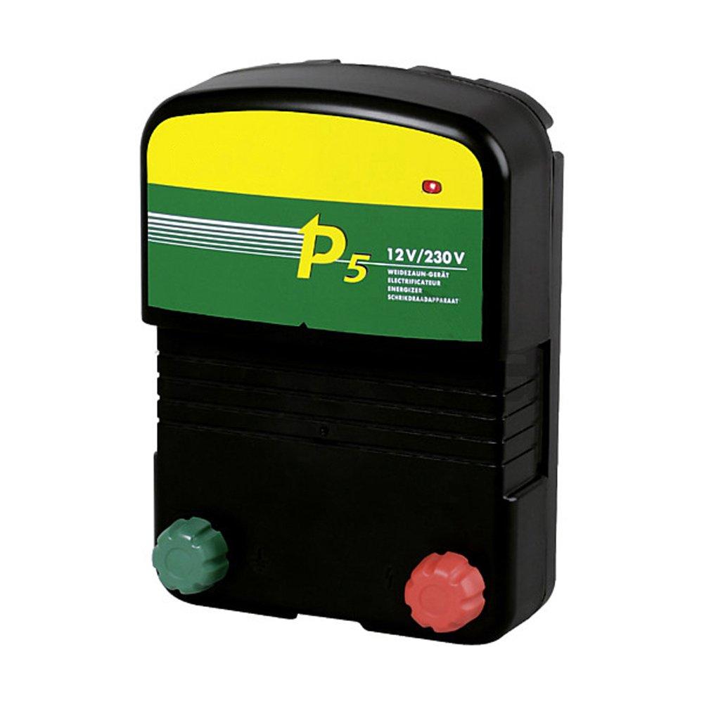 P5, Batterien Weidezaun-Kombigerät, 230V/12V - 147500