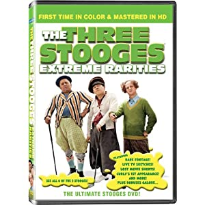 The Three Stooges: Extreme Rarities - In COLOR! movie