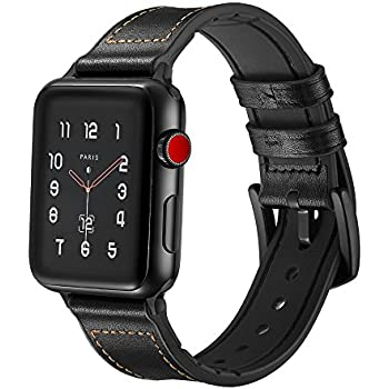 Amazon.com: Maxjoy Compatible with Apple Watch Band 42mm
