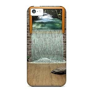 Mialisabblake OCRrAFY1044PpUZj Protective Case For Iphone 5c(waterpic)