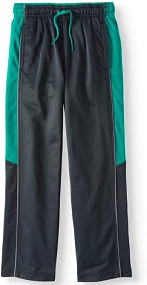 Boys TRICO Active Pant,SIZE10\12LARGE Cool Turquoise