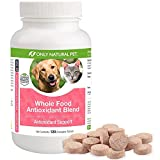 Only Natural Pet Whole Food Antioxidant Green Tea ...