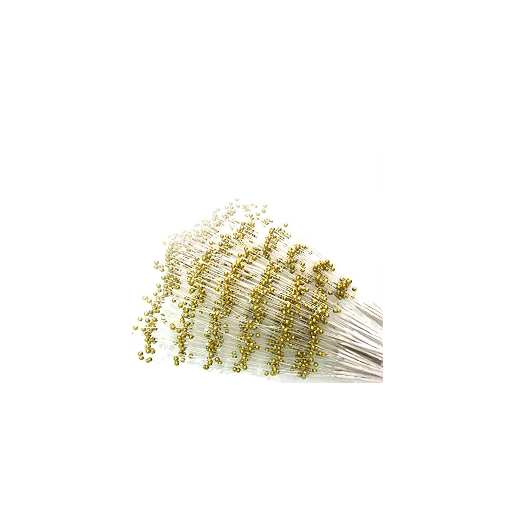 100-Stems-Wedding-Flower-Bouquet-Pearl-Spray-Bead-Floristry-Tiaras-Corsage-Decor