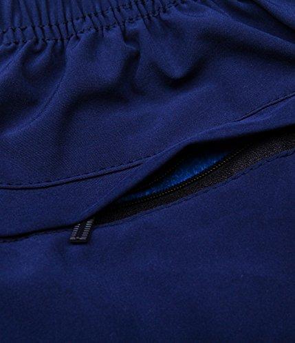 ORANSSI Men's Quick Dry Swim Trunks Bathing Suit Beach Shorts, Navy, Medium, 34-36 Waist by ORANSSI (Image #7)