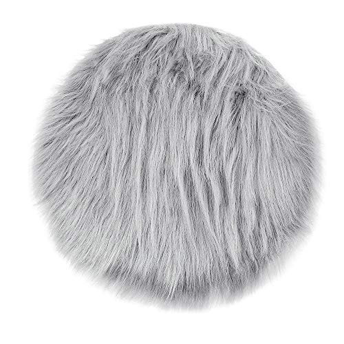 Soft Rug Pgojuni Wool Imitation Sheepskin Rugs Faux Fur Non
