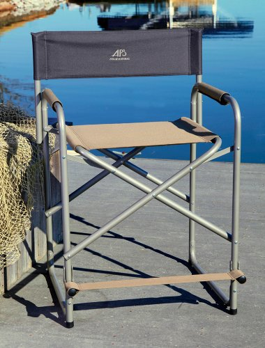 ALPS Extra Wide Directoru0027s Chair (Khaki)