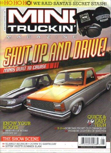 Mini Truckin' Magazine, Vol. 26, No. 1 (January, 2012)