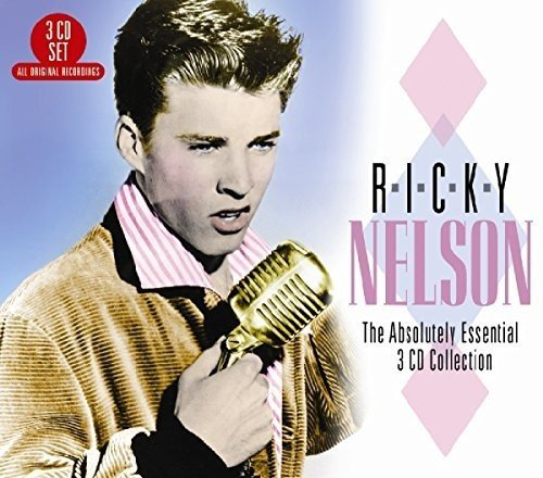CD : Ricky Nelson - Absolutely Essential 3cd Collection (CD)