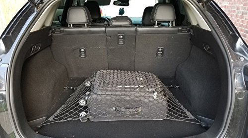 Trunknets Inc Floor Style Trunk Cargo Net for Honda Civic Hatchback 5 Door 2017 2018 2019 New