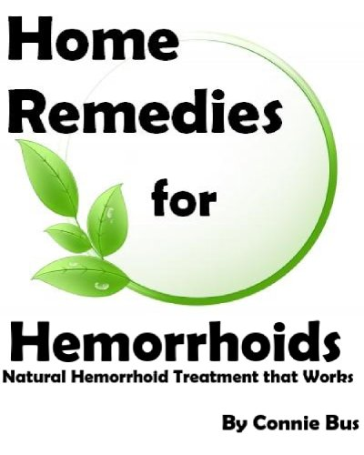 Home Remedies Hemorrhoids Hemorrhoid Treatment ebook product image