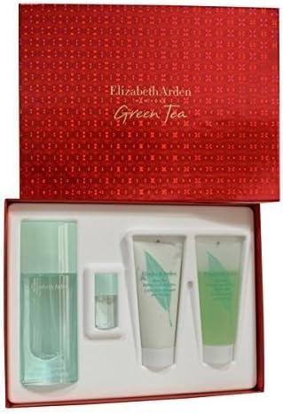Elizabeth Arden – Coffret Green Tea – Eau de Parfum Mixta -100 ml: Amazon.es: Amazon.es