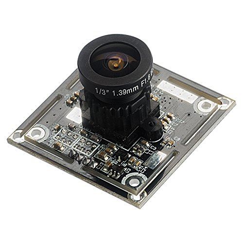 Spinel 8MP USB Camera Module Sony IMX179 Sensor with 185 Degree Circular Fisheye Lens, Support 3265x2448@15fps, UVC Compliant, Support Most OS, Focus Adjustable, UC80MPA_F185