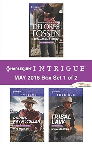 book cover of Harlequin Intrigue May 2016 - Box Set 1 of 2