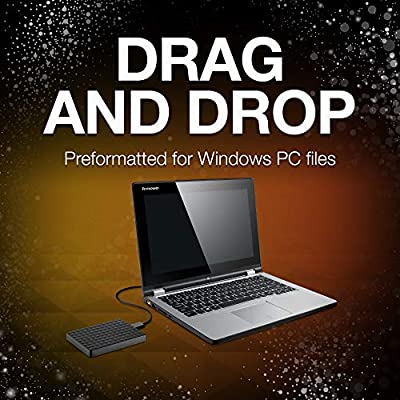 "Seagate Expansion 1.5TB 2.5"" Portable USB 3.0 Hard Drive (STEA1500400) in Seagate Expansion Portable External Hard Drive by SEBA9"