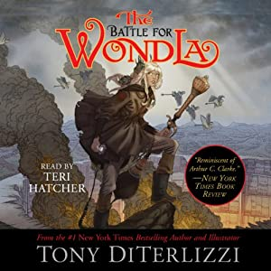 The Battle for WondLa Audiobook