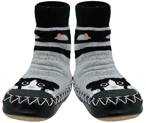 Konfetti Cat 'n Mouse Slipper Sock Swedish ()