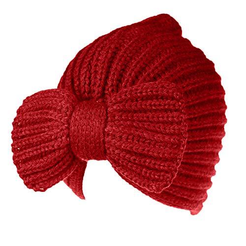 Hot Sale!Dressin_Hat Women Warm Crochet Winter Wool Fashion Knit Ski Beanie Skull Slouchy Caps ()
