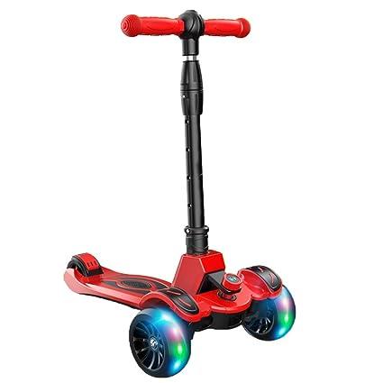YUMEIGE Patinetes Kick Scooter para niños pequeños Niños o ...
