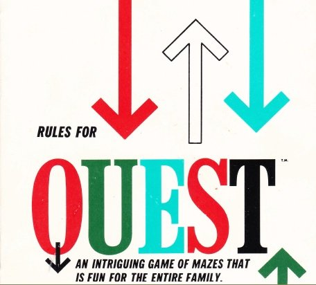 OUEST: An Intriguing Game of Mazes