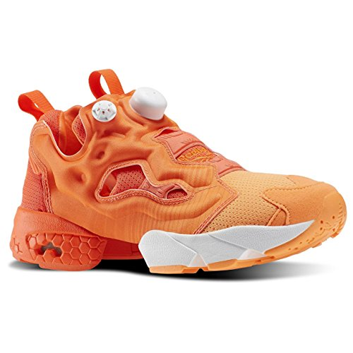 Orange homme Homme pour Baskets Fury Instapump basses REEBOK vq0USXv