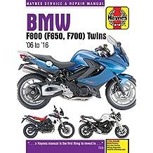 BMW F800 (F650, F700) Twins: '06 to '16