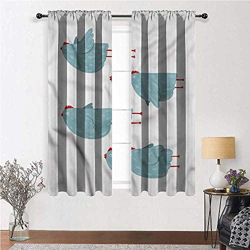 YouXianHome Chicken Curtain