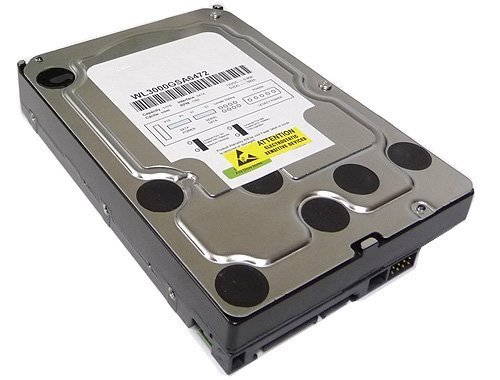 WL 3TB 7200RPM 64MB Cache SATA III 6.0Gb/s 3.5' Internal Desktop Hard Drive (For RAID, NAS, DVR, Desktop PC) w/1 Year Warranty