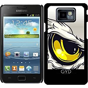 Funda para Samsung Galaxy S2 (GT-I9100) - Ojo Pájaro by hera56