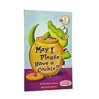 (进口原版) 学乐读物第1级: 我可以吃块饼干吗 Scholastic Reader Level 1: May I Please Have A Cookie?