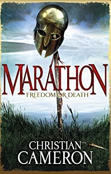 Marathon by [Cameron, Christian]