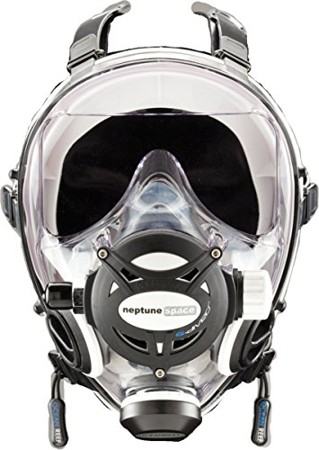Ocean Reef Predator T Divers Full Face Diving Mask