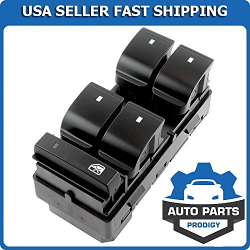 Electric Power Window Master Control Switch for Chevy Silverado GMC Sierra Traverse (Window Power Switch Chevy)
