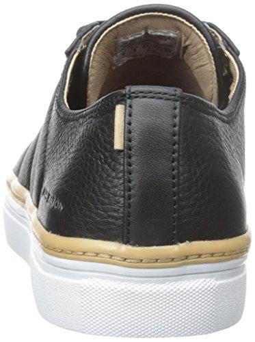 Zapatillas De Deporte Mark Nason Los Angeles Para Hombre Santee Black / Khaki