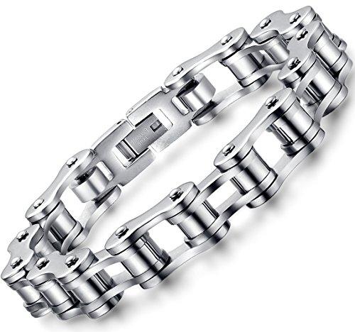Ostan stainless steel Chain Bracelet