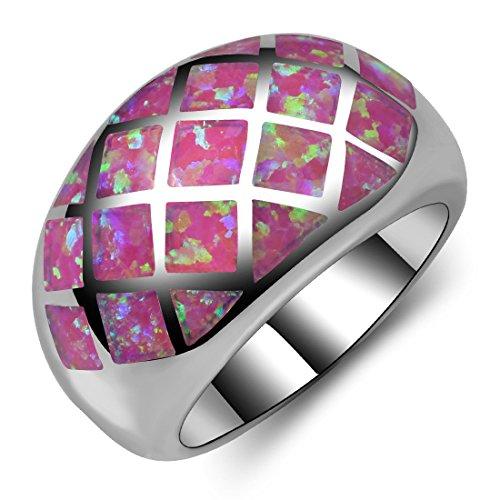 gem stone wedding rings - 9