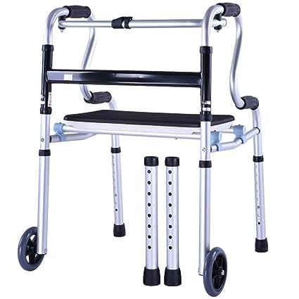Andador mayor, Marcos para caminar con ruedas, Ayuda para ...