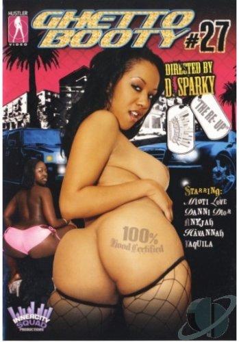 Dvd - Ghetto Booty Volume 27 ()