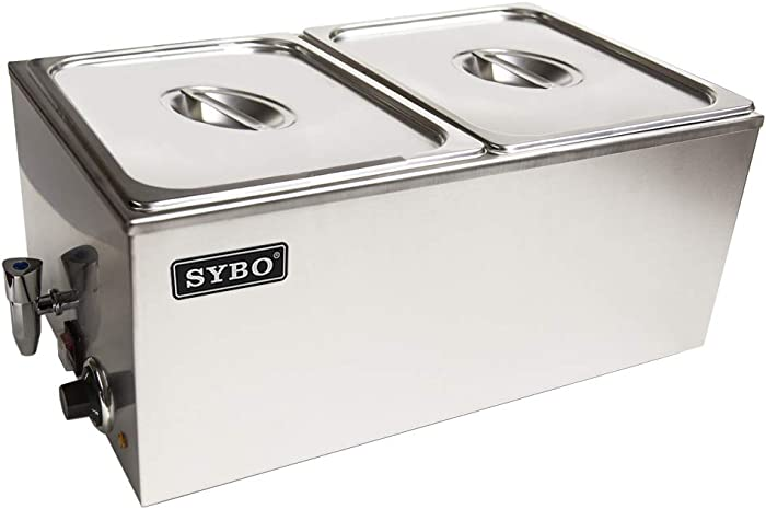 Top 10 Stainless Steel Comercial Heating Food Containers