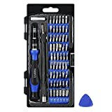 Precision Screwdriver Set with 54 Magnetic Driver Kits , UnaMela 58 in 1 Screwdriver Tool Set, Professional Repair for Phone/ Laptops/Xbox/PS4/Tablets /Computer/Eyeglasses/Camera/Toy