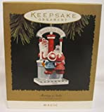 QLX7424 Sharing a Soda 1996 Hallmark Keepsake Magic Ornament