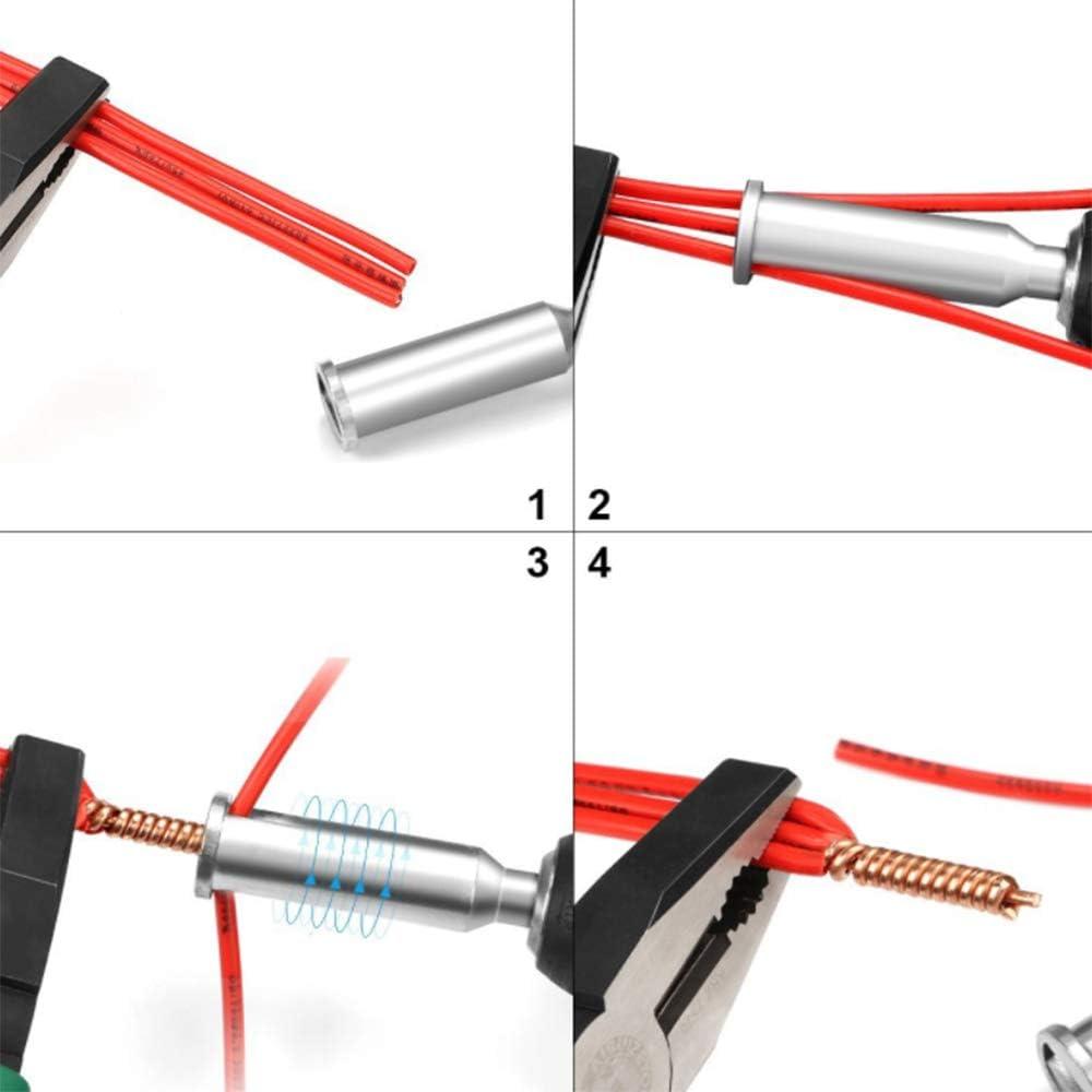 connecteur /à Double Usage pour /électricien Pince /à d/énuder Universelle MYFGBB Outil /à d/énuder /électronique pour travaux manuels