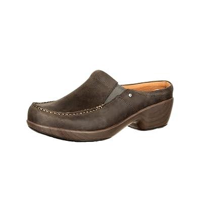 4EurSole RKH223 Women's Comfort 4ever Moc-Toe Slide Sandal