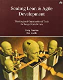 img - for Scaling Lean & Agile Development: Thinking and Organizational Tools for Large-Scale Scrum book / textbook / text book