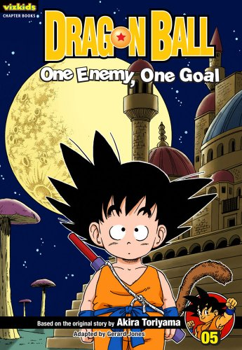 Dragon Ball: Chapter Book, Vol. 5