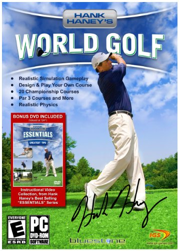 (Hank Haney World Golf - PC)